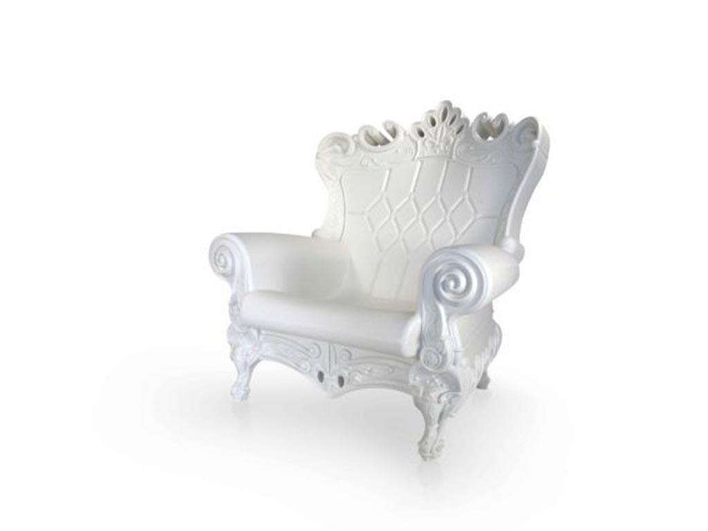 Rental Armchair Queen of Love - oltreilgiardino